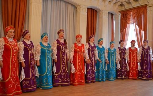 Народный самодеятельный коллектив хор «Ветеран»